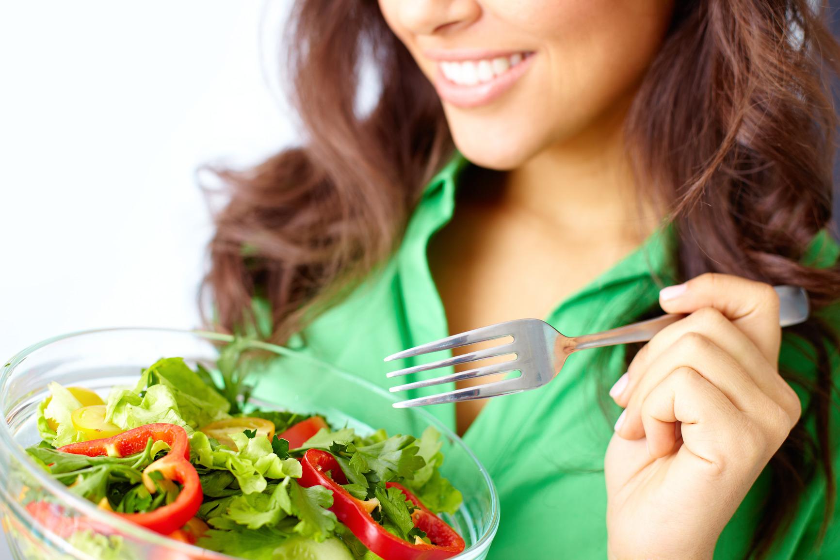 Очищающая диета: кишечника, сосудов, печени