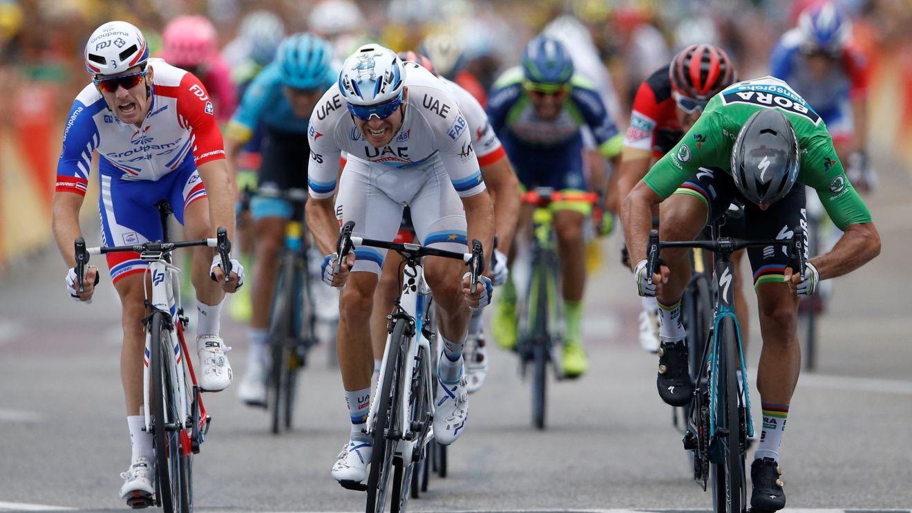 eea34b2e74be7 Sagan vyhral 13. etapu Tour de France. teraz.sk. -. 20. júla 2018. Foto:  archív